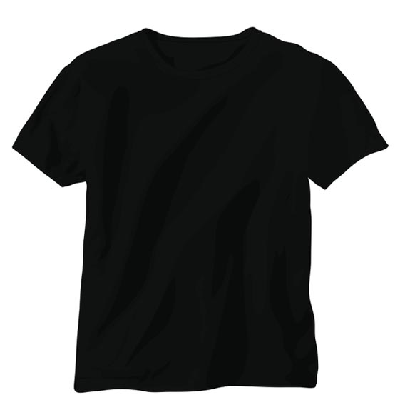 54 Blank T Shirt Template Examples To Download (Vector and Raster)
