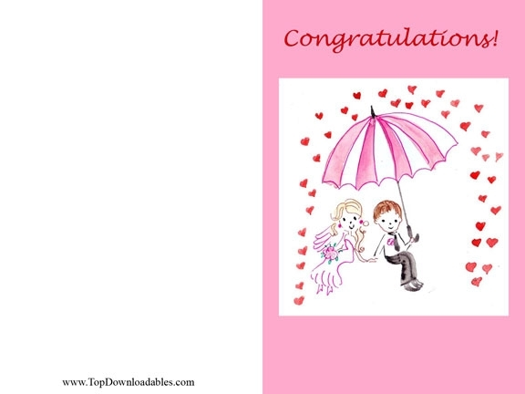 free printable wedding greeting cards bridal shower greeting cards