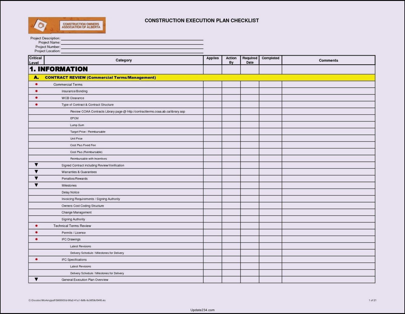 7+ building maintenance checklist   weekly template