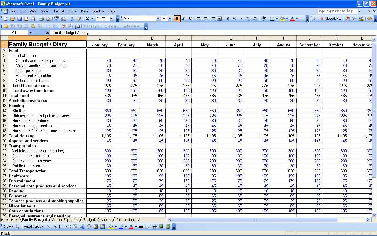 Small Business Expense Tracking Spreadsheet On Online Spreadsheet