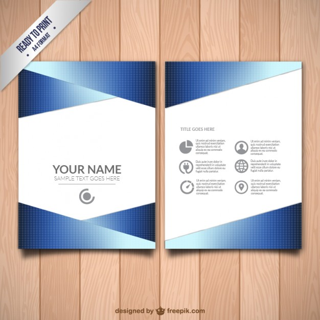 Multipurpose Business Flyer Free PSD Template | PSDFreebies.com