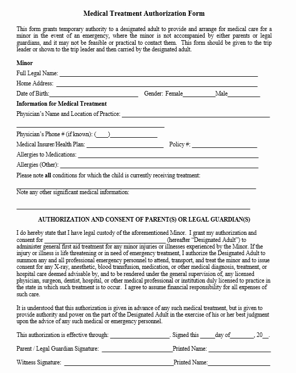 Caregiver Consent form Templates Awesome 14 Pharmacologic
