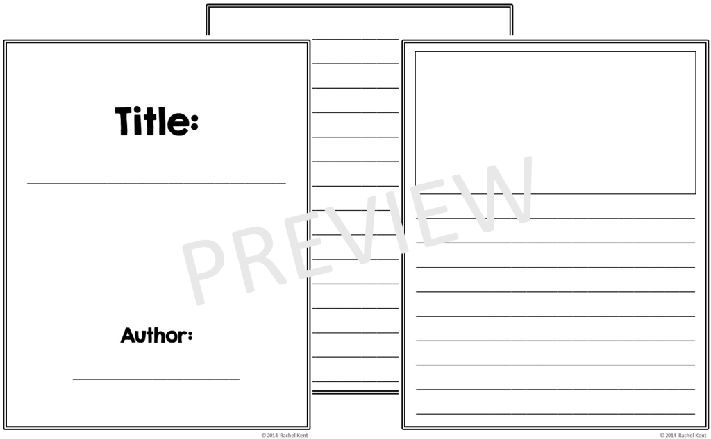 Download Free Children's Book Templates | KidLit Writing Blog