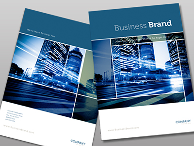 Free Brochure Design Download for Commercial Use   Wisxi.com