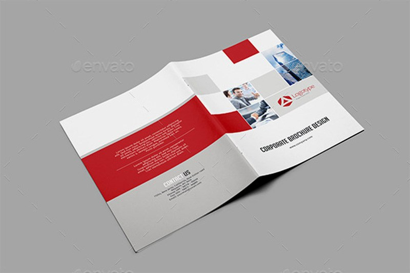 Brei Corporate Brochure | Kubik Design Studio