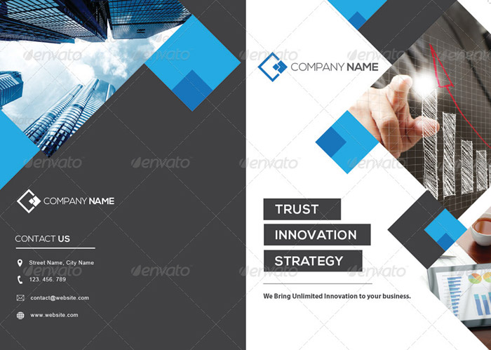 23+ Corporate Brochure Design, PSD Download | Design Trends