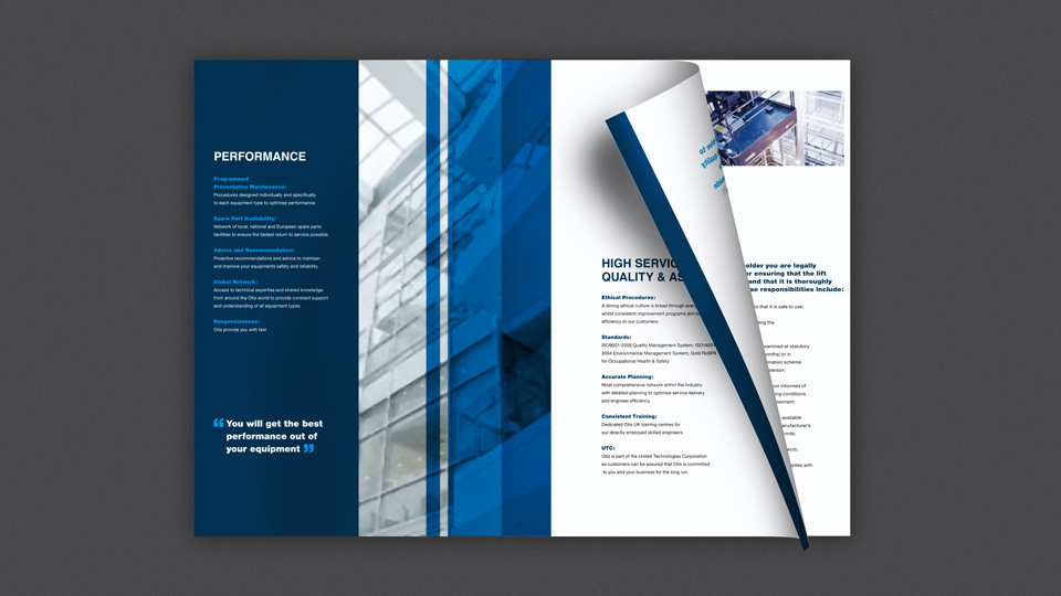 corporate brochure design 10
