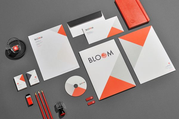 Diamond Corporate Identity Package by aykutkorkut | GraphicRiver