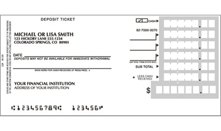 deposit slip template word   Into.anysearch.co