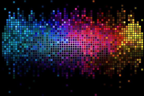 Digital background ai free vector download (77,739 Free vector