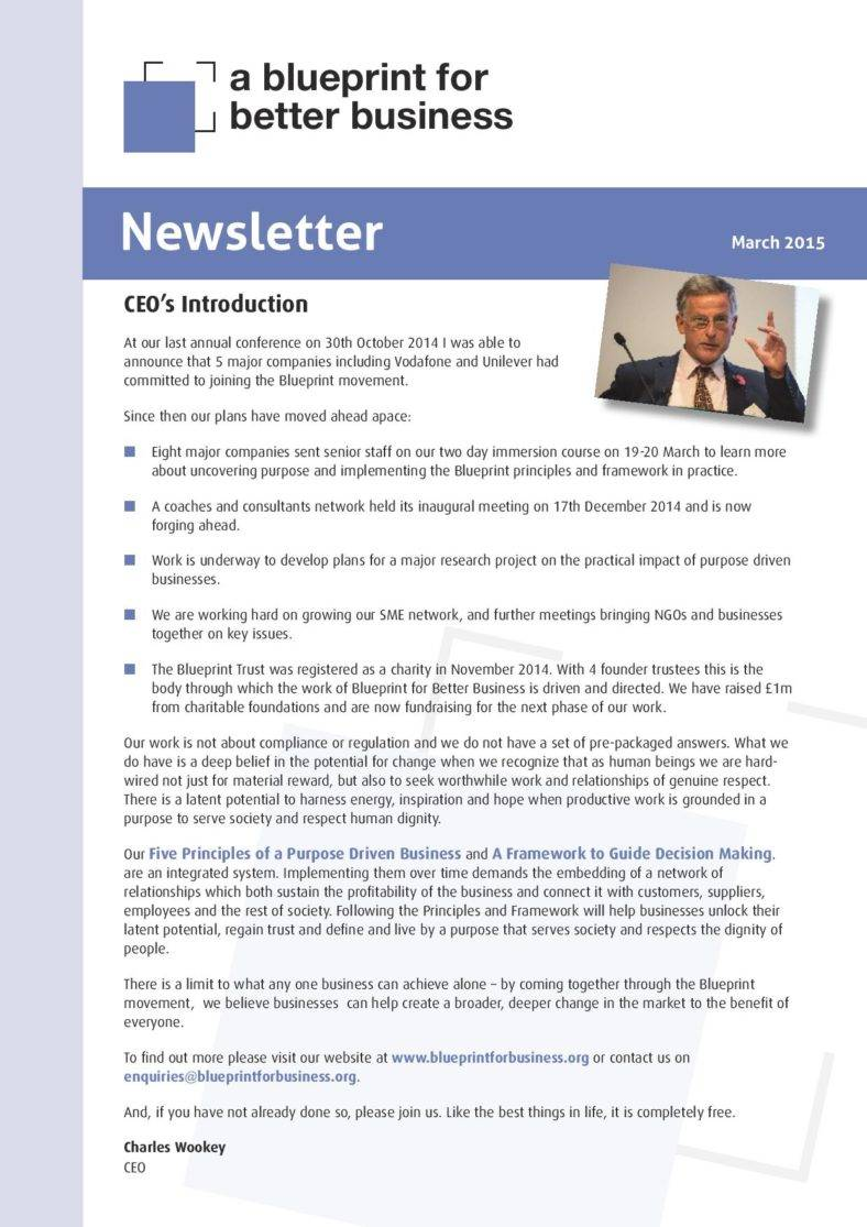 Free Employee Newsletter Templates Free Employee Newsletter
