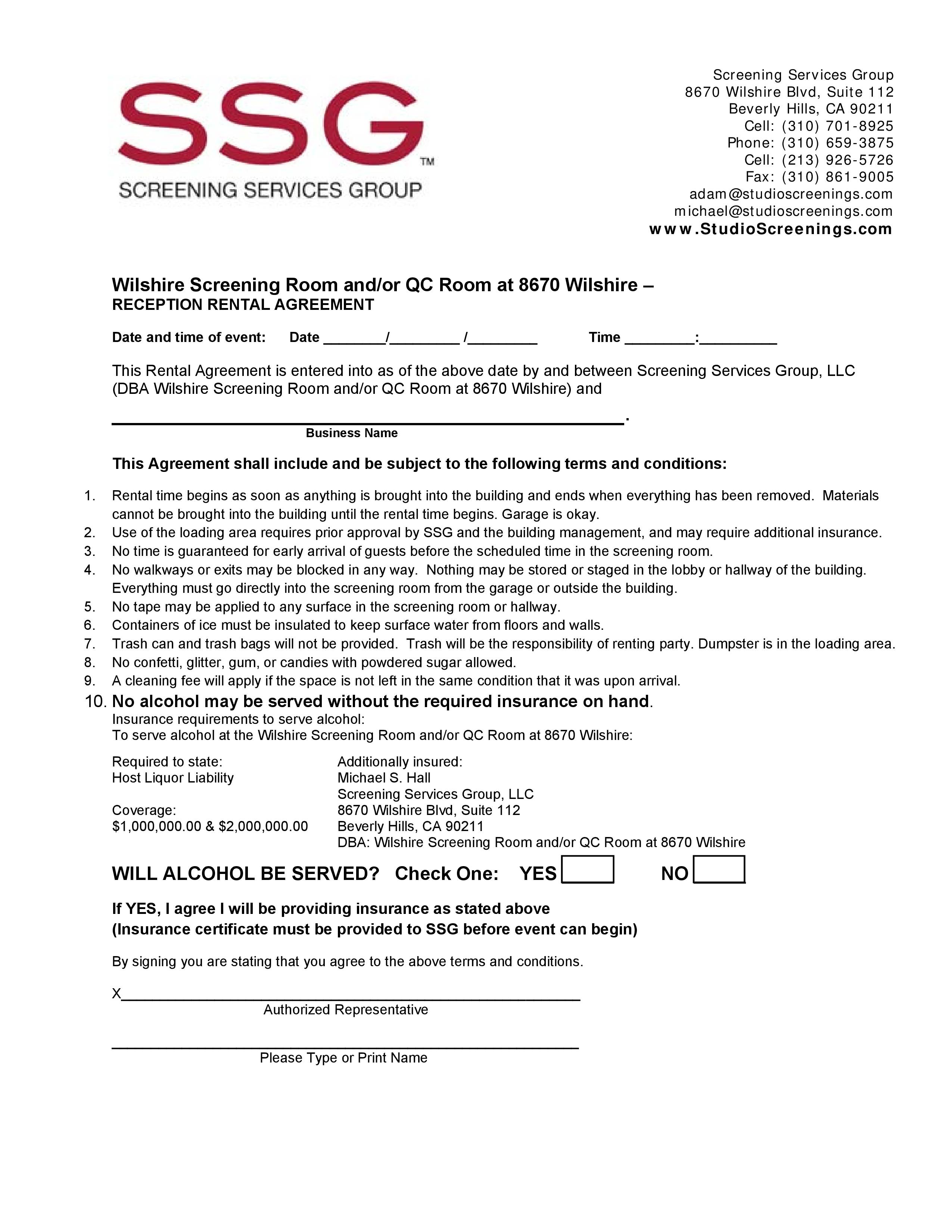construction equipment rental agreement template 21 equipment