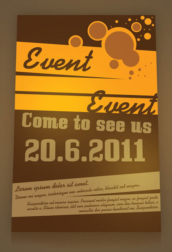 event brochure template free free event flyers templates free