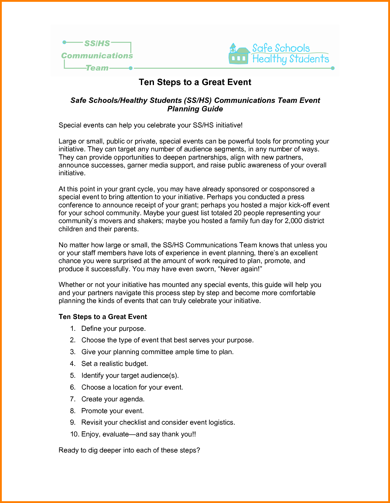Event Planning Business Plan Sample | beneficialholdings.info