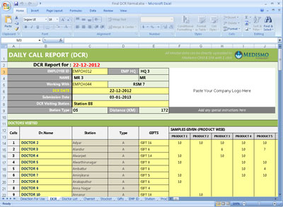 Excel Reporting Template – emmamcintyrephotography com