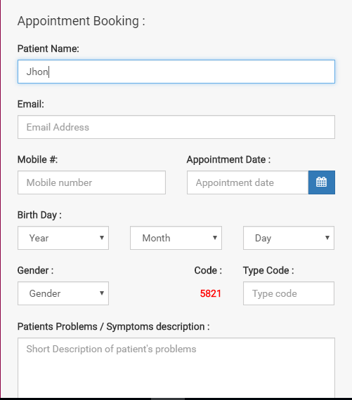 Online Doctor Prescription Generator by Vrokom | CodeCanyon