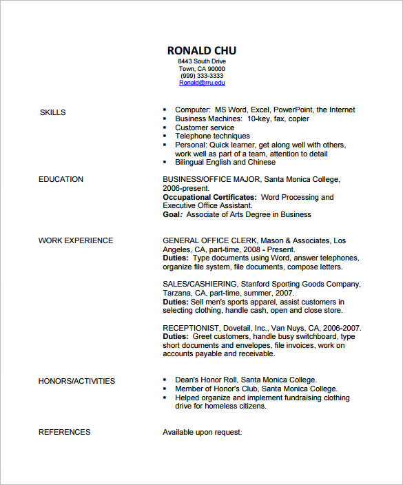 sample resume fashion designer   Maggi.locustdesign.co