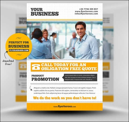 free business flyer maker   Ecza.solinf.co
