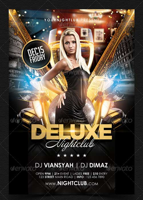 free club flyer templates free club flyer template telemontekg