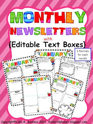 Free Printable Newsletter Templates Newspaper Front Page Blank