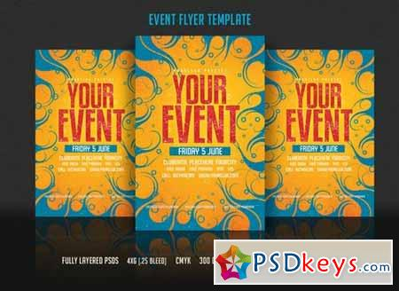 free event poster templates powerpoint create event flyers online