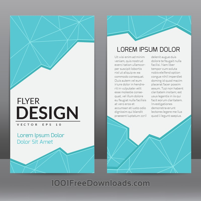 background brochure templates background flyer designs free