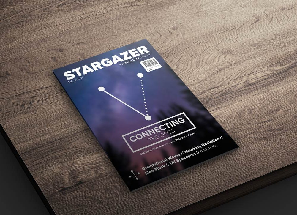 Magazine Cover Mockup | MockupWorld