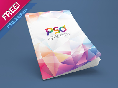 Magazine Cover Mockup Free PSD by PSD Graphics   Dribbble