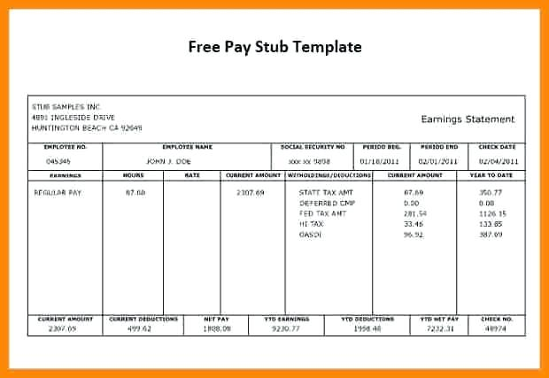 Payroll Excel Sheet Free Download And Free Payroll Checks