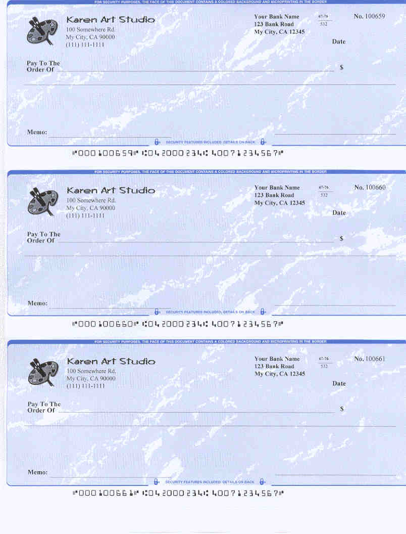 Corporate Payroll Check Template Excel Free Checks Templates Stub
