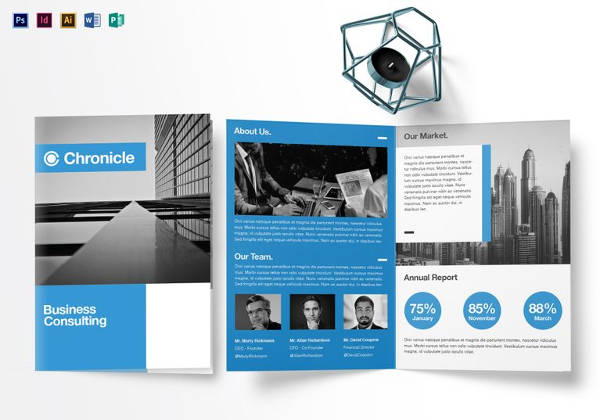 39+ Half Fold Brochure Templates – Free PSD, EPS, AI, InDesign
