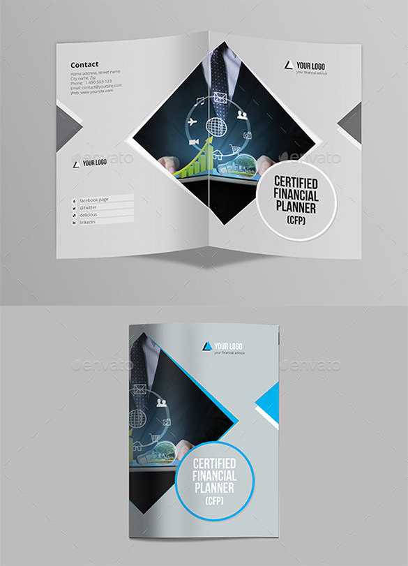 Half fold brochure template pages brochure free template a4 2 fold.
