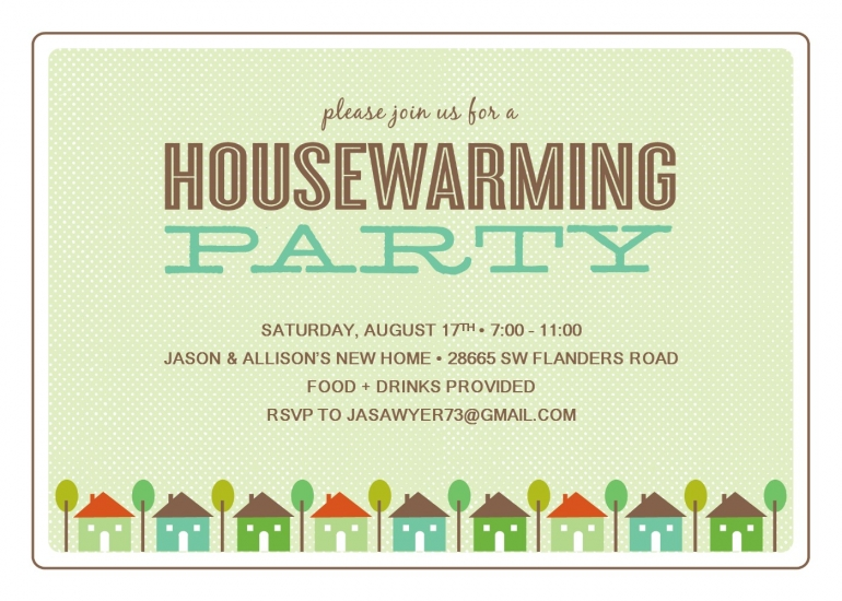 Housewarming Party Invitations Templates Emmamcintyrephotography