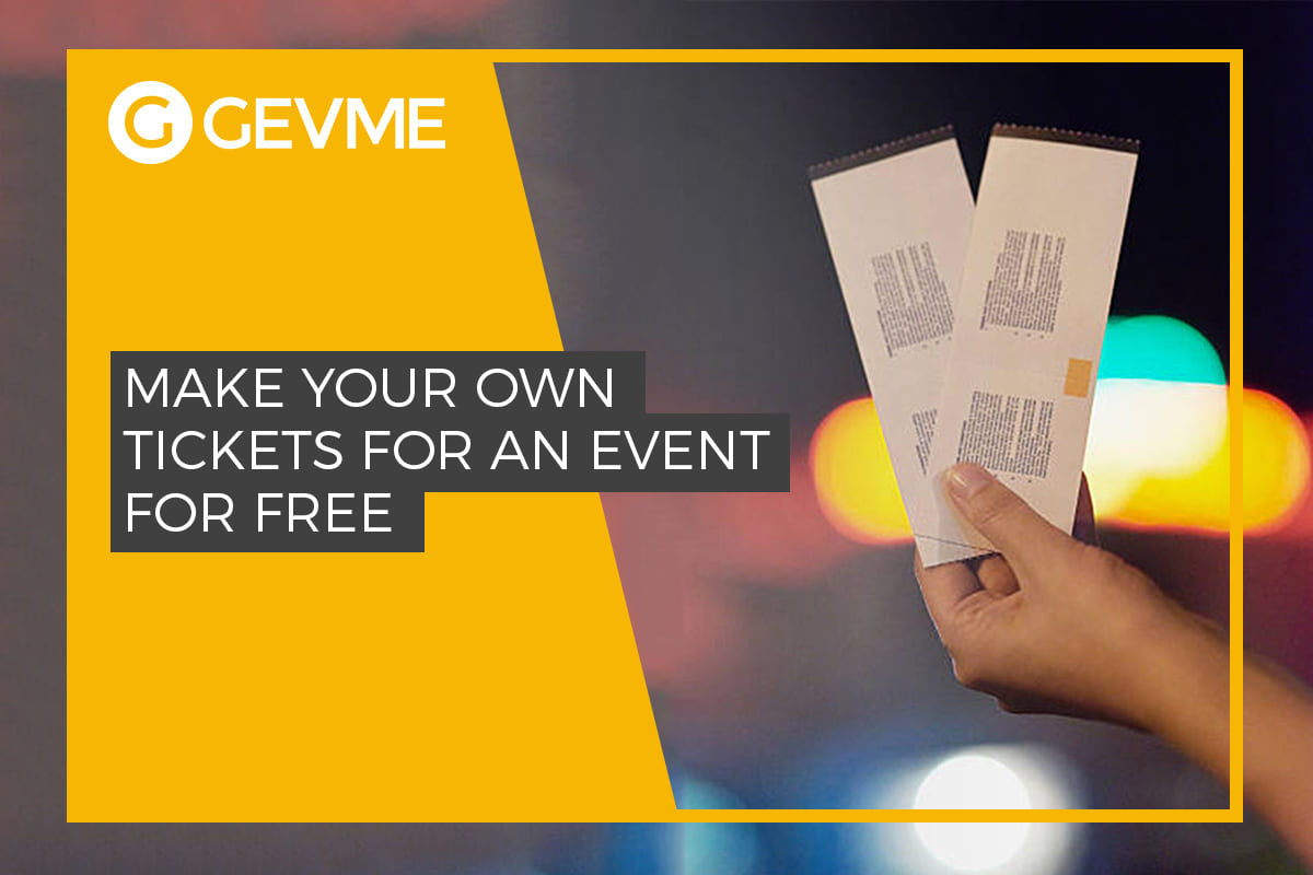 How to Create Event Tickets for Free
