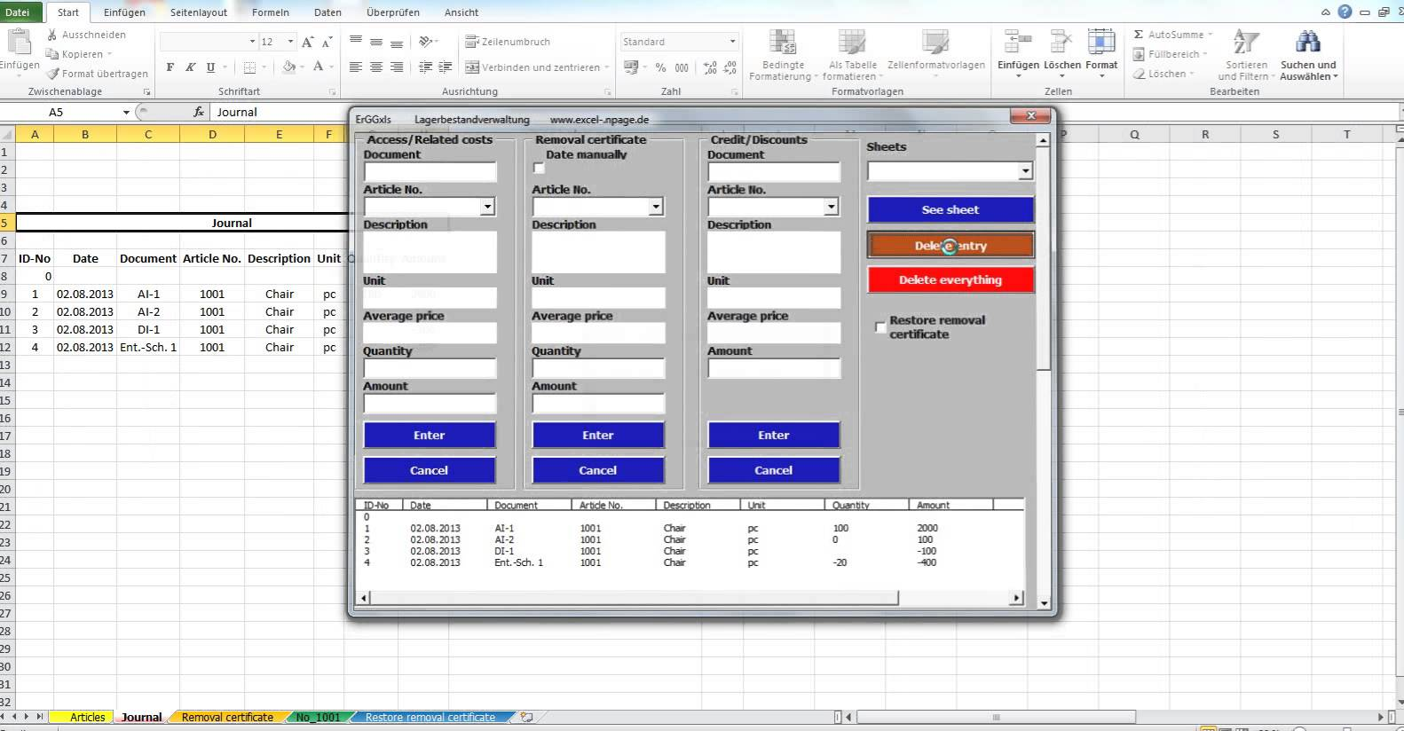 Inventory Management In Excel Free Download Inventory Management