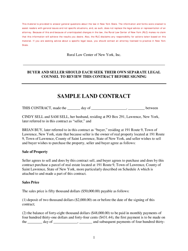 Gallery of sle basic lease agreement 9 documents in pdf   land