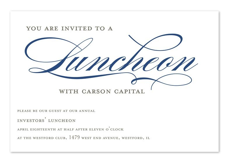 Lunch Invitation Template   34+ Free PSD, PDF Documents Download