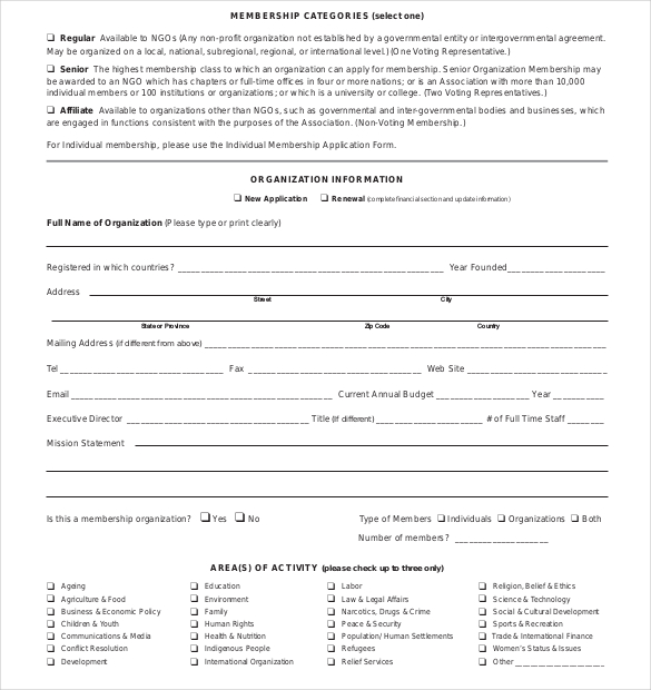 membership application template  u2013 emmamcintyrephotography com