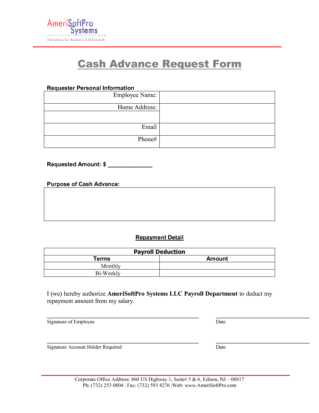 Cash Advance Form Excel 12 – elsik blue cetane