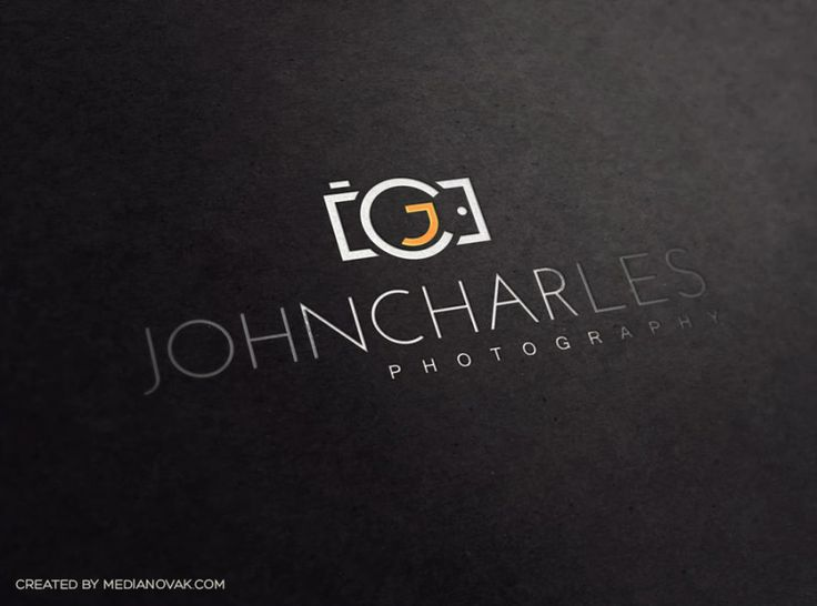 39 Modern Logo Designs | Professional Photography Logo Design