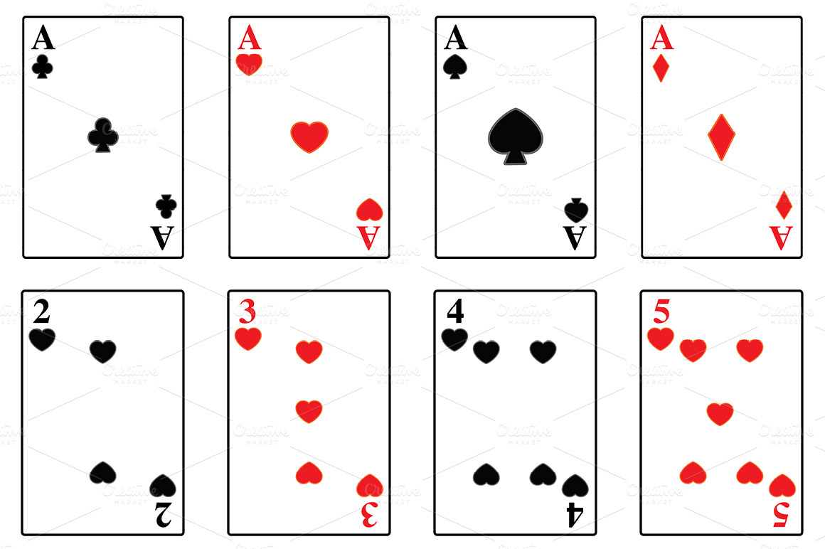 Playing Card Template | aplg planetariums.org