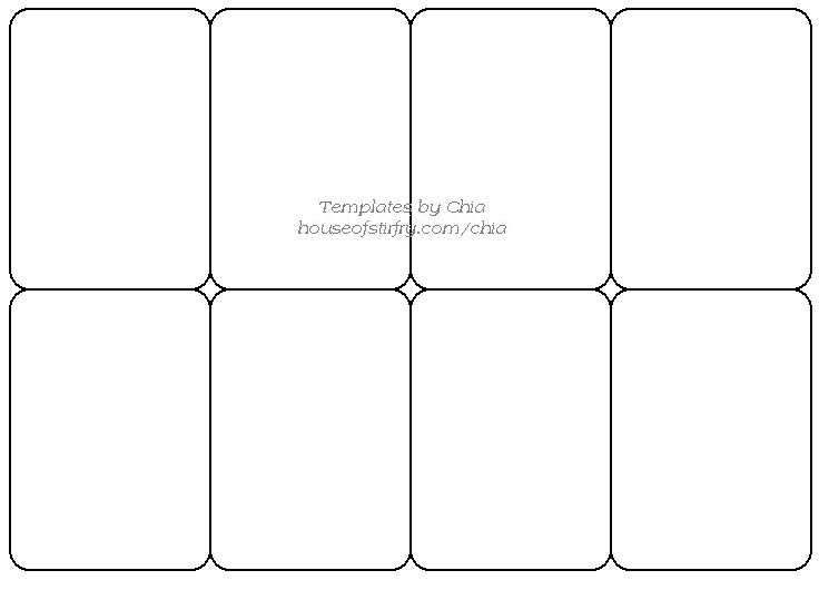 playing card template templates memberpro co word 2010 design