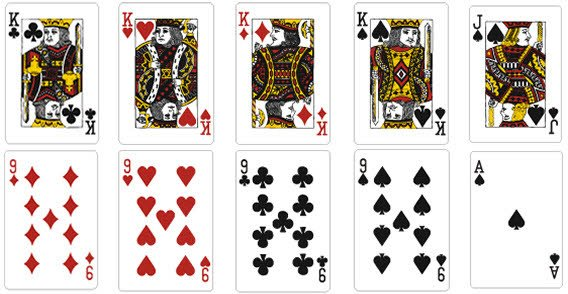 Playing Card Template Etame.mibawa.co Regarding Blank Playing