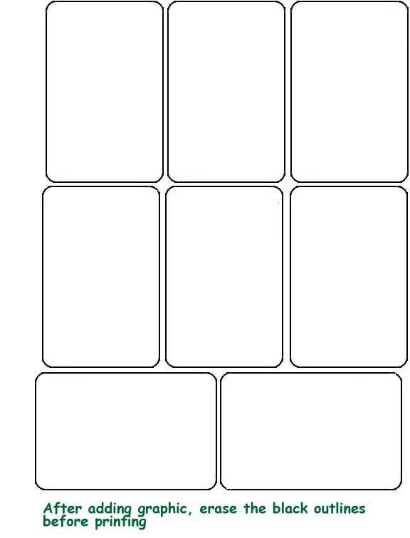 playing card template Queen   Google Search   Colors Changing
