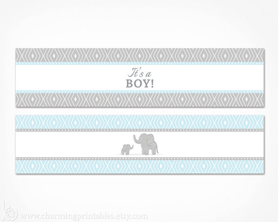 printable water bottle labels free templates