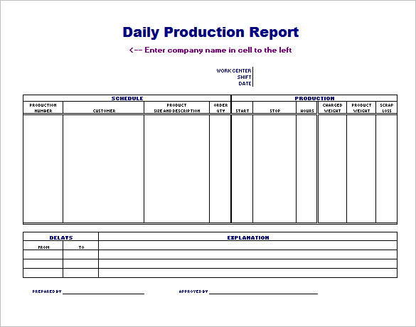 29 Manufacturing Scheduling Templates PDF DOC Excel