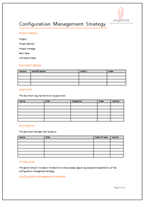 Project Documents Templates Kleo Bergdorfbib Co
