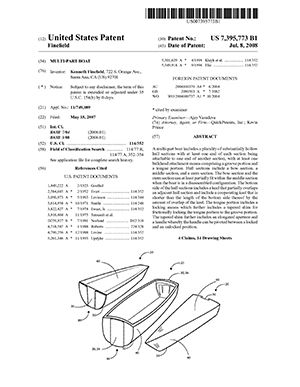 12+ Patent Application Templates   Free Sample, Example, Format