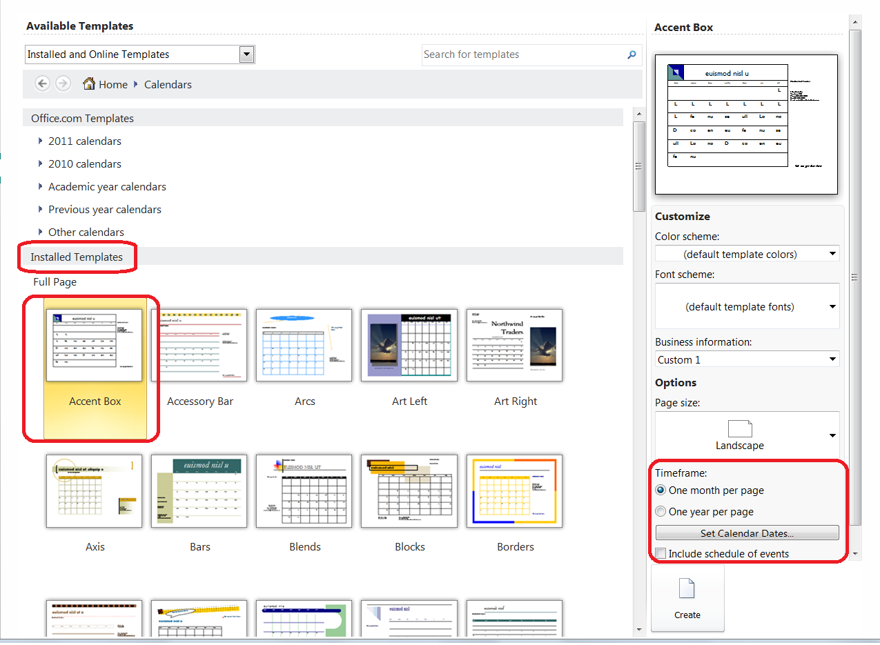 Personalize a calendar for New Year in Publisher   Microsoft 365 Blog