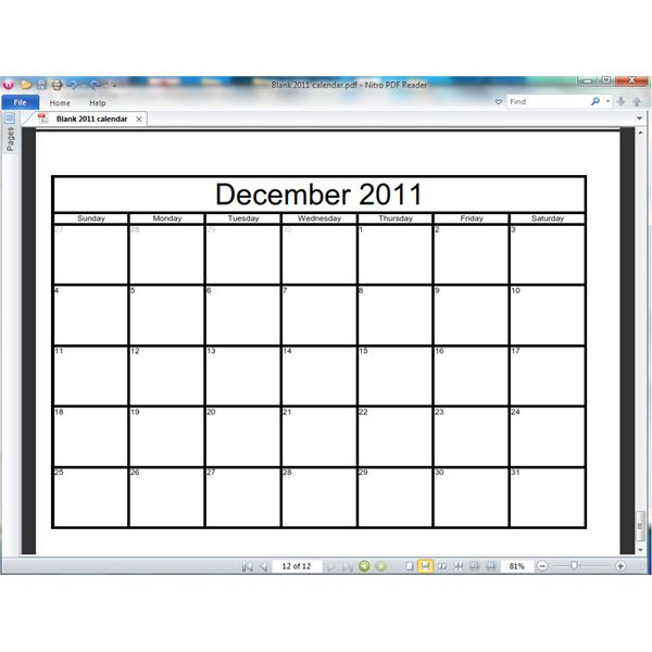 Calendar Publisher Template Microsoft Publisher Calendar Template